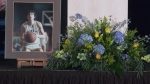 Memorial held for Eli Pasquale