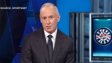 Ron MacLean speaks about Don Cherry