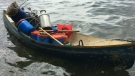 CTV National News: Moving in a canoe