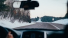 "Experts say ""all-season"" tires lose their effectiveness once the temperature dips below 7 C. (Ricardo Esquivel / Pexels)"