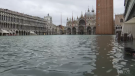 High tides hit Venice for third time in a week