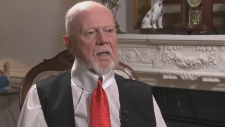 The debate over Don Cherry's comments continue following Saturday night's Hockey Night in Canada, the first broadcast since Cherry's firing.
