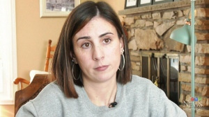 Cystic Fibrosis sufferer Chelsea Gagnon from West Island, Montreal, claims a drug cakked Symdeko saved her life. (CTV)