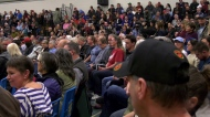 Wexit meeting, Calgary, Nov. 16