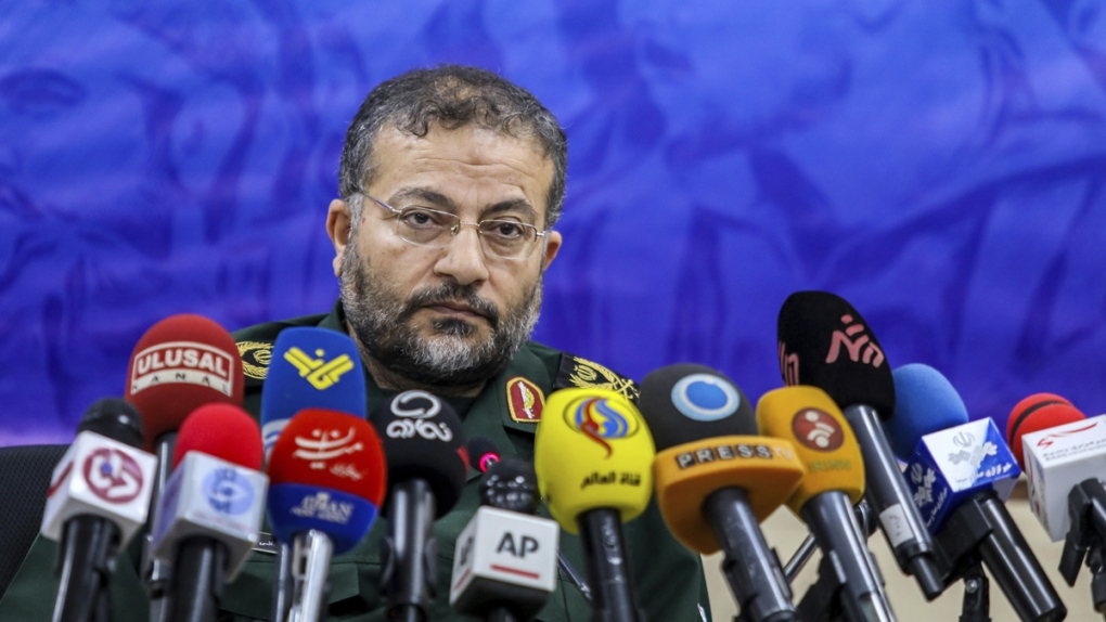 Iran's Basij paramilitary force commander