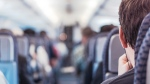 The International Air Transport Association says an incident involving a disruptive or unruly passenger occurs on one out of every 1,053 flights. (Gratisography / Pexels)