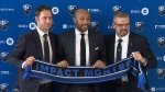 Impact introduce new head coach Thierry Henry