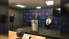 The province announced on Nov. 18, 2019 it will be investigating over $500,000 in equipment and training for Winnipeg police. (Source: Jeremie Charron/CTV News Winnipeg)
