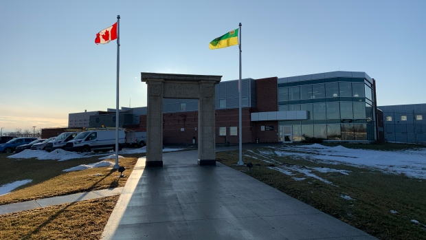 Regina Correctional Centre is pictured in this file photo.