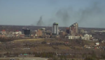 edmonton tower fire