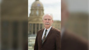 Alberta Election Commissioner Lorne Gibson is shown in an undated photo. (Albertaelectioncommissioner.ca)