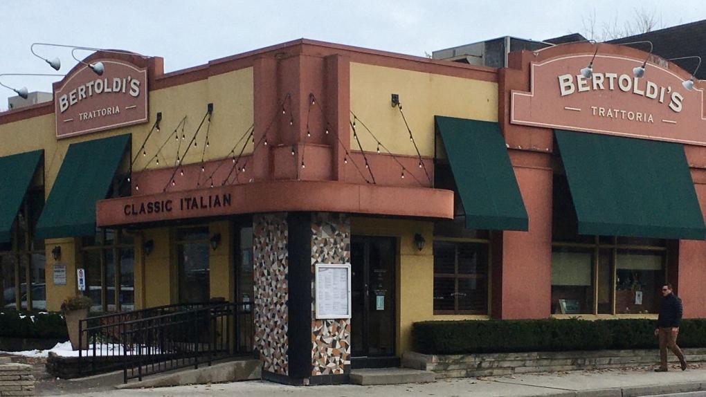 Bertoldi's Restaurant is closing its doors