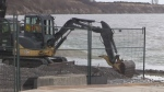 Weather, funding impact Port Bruce projects