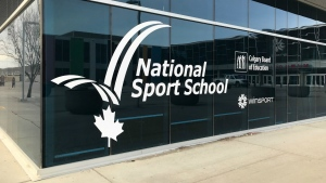 The Calgary Board of Education has voted to close the city's National Sport School. (File)