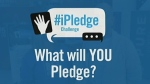 Popular London music duo take #iPledgeChallenge