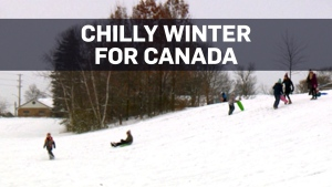 Cold, messy and long: Weather Network forecasts ro