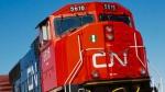 CN Rail workers walk off the job