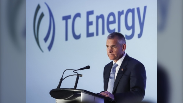TC Energy CEO says he's 'extremely disappointed' by Coastal GasLink opposition