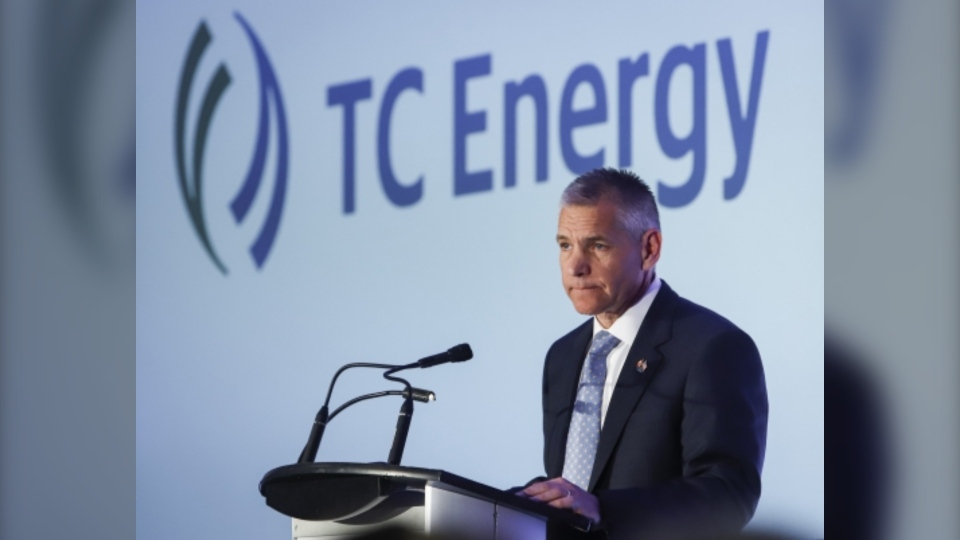 TC Energy, Russ Girling