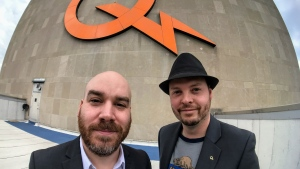 Jonathan Côté and Pierre-Alexandre Buisson are the minds behind Hydro-Quebec's salty social media presence.