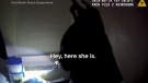 Abduction and rescue of Texas girl captured on cam
