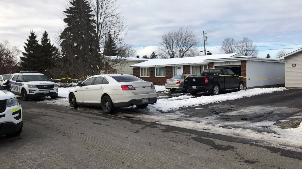 Two people in Orléans have been taken to hospital over possible carbon monoxide poisoning.