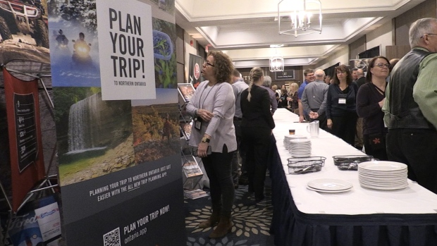 Northern Ontario tourism conference boasts big industry potential - CTV News