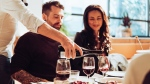 Researchers say one human genotype is linked to an individual's alcohol habits as well as their partner's, suggesting that people may search for mates with similar consumption habits. (Elle Hughes / Pexels)
