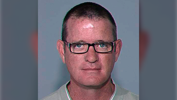 This undated photo provided by the Maricopa County Sheriff's Office shows Stephen Douglas Gore, the owner of a now-closed Phoenix body donation facility who in 2015 pleaded guilty to a felony charge for his role in mishandling donations of human remains. (Maricopa County Sheriff's Office via AP, file)