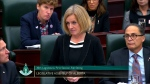 Notley thrown out of legislature