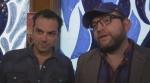 Jamie Elman and Eli Batalion