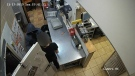 Subway employees forced into freezer