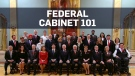 Cabinet explained: A closer look at Canada's decis