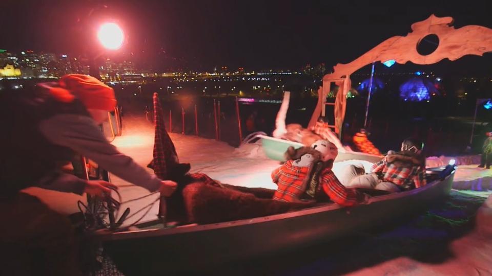 Flying Canoe Festival