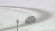 Weather warning still in effect in Calgary