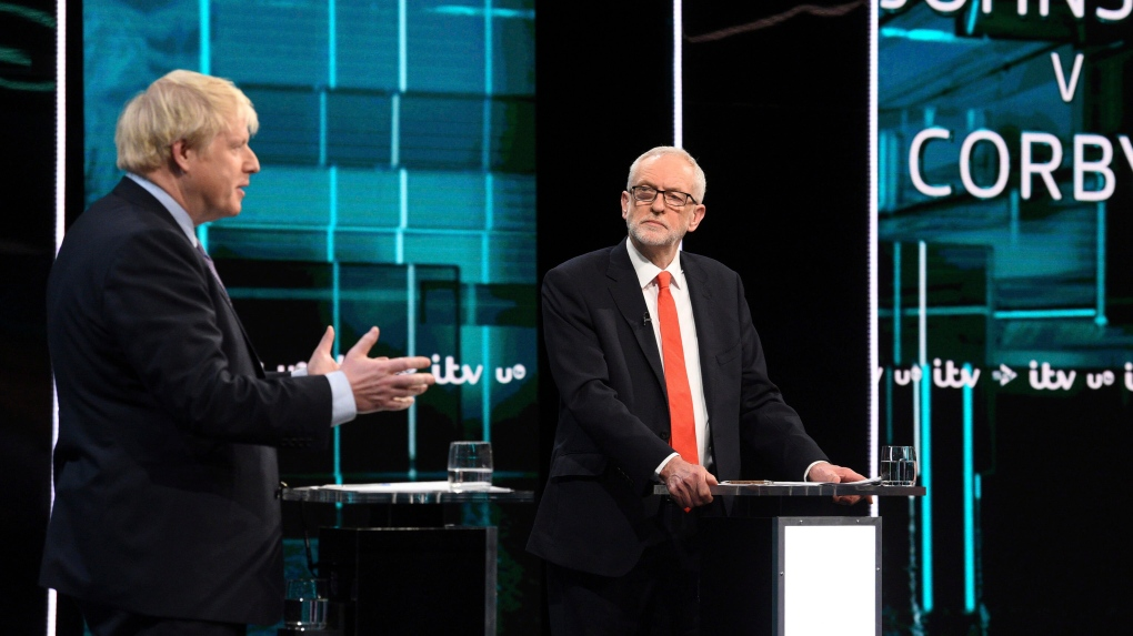 U.K. election debate