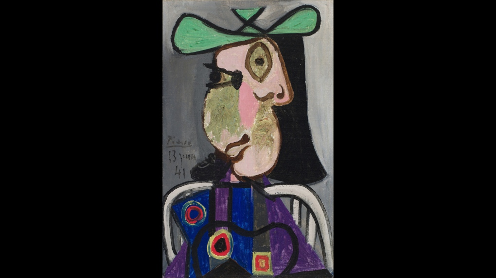 Pablo Picasso canvas expected to fetch up to $8M at Toronto auction