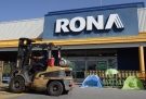 A file photo of a Rona store in Quebec.