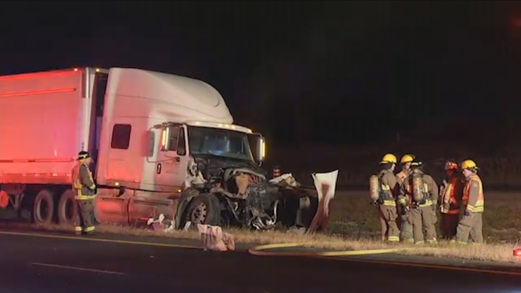 Police investigating fatal wrong-way crash on Hwy. 406 near St. Catharines