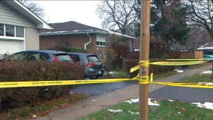 Officials are investigating the death of a man in Mississauga. (CTV News Toronto)