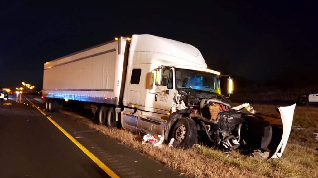 Police investigating fatal wrong-way crash near St. Catharines