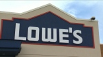The Canadian division of Lowe's has more than 600 corporate and independent affiliate stores under the Lowe's, Rona, Reno-Depot, Ace and Dick's Lumber brands. (File photo)