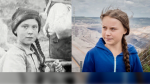 Greta Thunberg time travel conspiracy