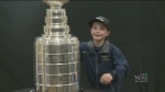 It was a dream come true for young hockey players