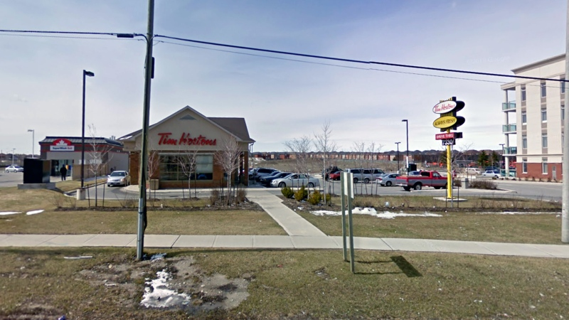 A Tim Hortons located on Markham Road near Denison Street in Markham, Ont. is seen. (Google Maps)