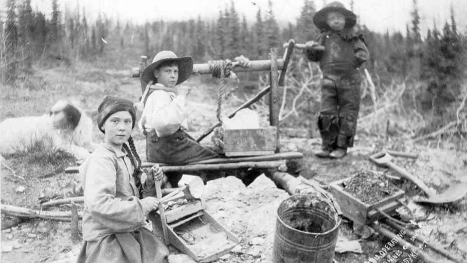 Children in Yukon