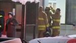 Ammonia alarm prompts evacuation