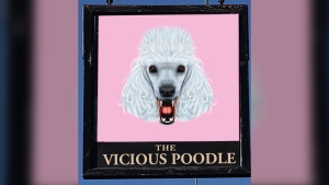 The Vicious Poodle is set to open at at 726 Johnson St. in early 2020. (Socrates Diamant/Facebook)