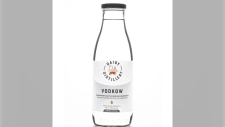 Vodkow, a lactose and sugar-free vodka made out of milk, is coming to Alberta. (DairyDistillery.com)