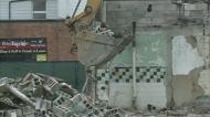 Former Le Chef restaurant gets demolished